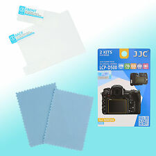 Nikon D500 Top & Back LCD Screen Film Protector Scratch Resistance JJC LCP-D500