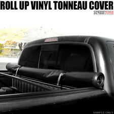 Lock & Roll Up Soft Tonneau Cover 14+ Chevy Silverado Fleetside Truck 6.5 Ft Bed