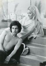 ELGA ANDERSEN ALAIN NOURY SEX-POWER 1970 HENRY CHAPIER PHOTO ANCIENNE N°4