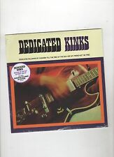 """Kinks  Ep Dedicated w/End Of Day/See My Friend/Set  Record Store Day 7"""" Sealed"""