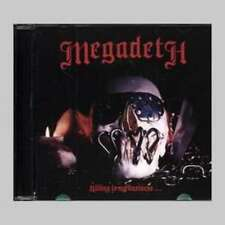 MEGADETH KILLING IS MY BUSINESS CD NEW