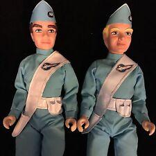 "Thunderbirds Large 12"" Action Figure Toy Talking Carlton Job Lot Bundle For Sale"