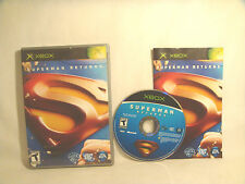 Superman Returns: The Video Game - XBOX - Complete