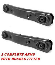 JEEP GRAND CHEROKEE WG WJ 2 FRONT LOWER ARMS SUSPENSION ARM ARMS BUSH FITTED