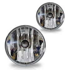 Fit for 2007 - 2011 Tahoe Truck bumper Fog light set clear PAIR lamp assembly