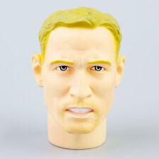 "Male 1:6 Ferritic Model Toy Man Doll Custom Head Sculpt Blond 005 Fit 12"" Figure"