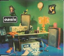Noel Gallagher OASIS Shakermaker 4TRX w/ UNRELEASED & LIVE & DEMO CD Single SEAL