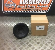 Weiand  142 supercharger 7 inch Bottom pulley 6 rib long water pump type