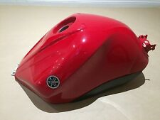 03 04 05 R6 & 06 07 08 09 R6S Yamaha YZF Gas Tank Fuel Petro Container OEM Red