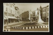 Somerset TAUNTON War Memorial Fore St Judges Proof plain back photo c1950/60s