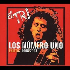 Numero Uno 1968-2003 El Tri with Alejandro Lora Music-Good Condition