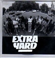 (DE484) Extra Yard Mixed by DJ Excalibah, The Bouncement Revolution - 2002 DJ CD