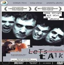 LET'S TALK - BOMAN IRANI - NUEVO BOLLYWOOD DVD