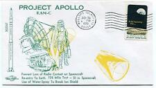 1970 Wallops Island Project Apollo RAM-C Radio Test WFF Goddard Base NASA