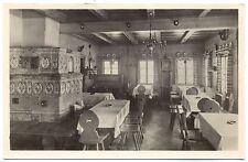 """Jonsdorf, Hotel """"Gondelfahrt"""", Bauernstübl, ca. 40er J."""