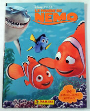 Disney Pixar Finding NEMO Panini Sticker Album Book with 24 Stickers French