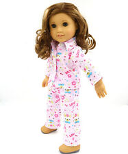 a+ Fashion Handmade New clothes dress for 18inch American girl doll party  b42
