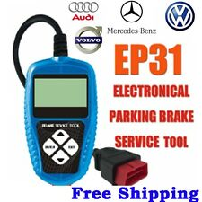 EP31 Electronic Park Brake (EPB)Tool OBD2 Diagnostico Scan Tool For Audi Volvo