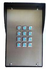 GSM GATE KEYPAD - UK MANUFACTURED