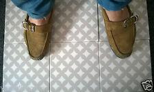 Royal Grey Victorian Moroccan Vintage Encaustic Effect Wall Floor Tiles 20 x 20