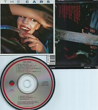 THE CARS-THE CARS-1978-JAPAN-ELEKTRA RECORDS 135-2(641 315-2)-CD-MINT-