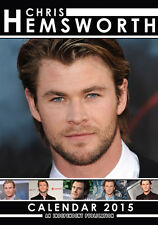 CHRIS HEMSWORTH KALENDER 2015 NEU & OVP (DREAM)