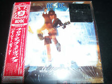 AC/DC Blow Up Your Video Rare Japan Vynil Replica CD - New