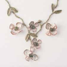 Michael Michaud - Dogwood Necklace - Silver Seasons Jewelry