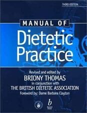 Manual of Dietetic Practice