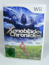 XENOBLADE CHRONICLES für Nintendo Wii NEU in Folie EU-Version