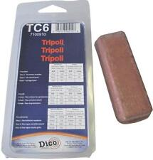 NEW DICO 7100910 USA MADE TRIPOLI METAL ALUMINUM COPPER BUFFING COMPOUND 1385046