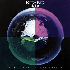"""12"""" Vinyl Kitaro The Light Of The Spirit (Sundance, The Field, Moondance) 80`s"""