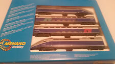 MEHANO T688 HO MEHANO TGV DUPLEX HIGH SPEED TRAIN SET