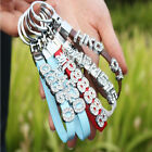 Show Your Name Customized Keychain Personalized Keychain 12 Colors Bling