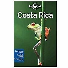 Lonely Planet Costa Rica (Travel Guide)-ExLibrary