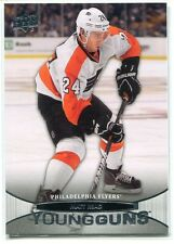 2011-12 Upper Deck 235 Matt Read Rookie YG Young Guns