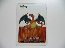 POKEMON LAMINCARDS CHARIZARD NUMBER 006 SPECIAL OR LEGENDARY
