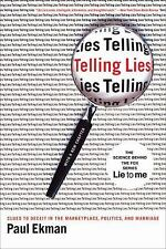Telling Lies By Ekman, Paul