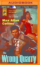 Quarry: The Wrong Quarry : A Quarry Novel 6 by Max Allan Collins (2015, MP3...