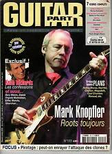 "GUITAR PART #103 ""Mark Knopfler,G.Moore,Malmsteen,K.Richards,Zebda"" (REVUE)"
