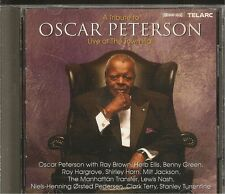 Various Artists: A Tribute To Oscar Peterson - Live At The Town Hall        CD