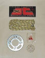 JT Gold Heavy Duty Drive Chain & Sprocket Kit For Honda MSX125 Grom 2013