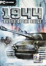 ** 1944 Battle of The Bulge ** PC CD GAME ** Brand new Sealed **