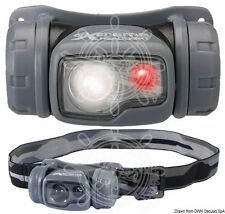 Osculati Extreme Shock-Proof Watertight 2 High-Efficiency LEDs Forehead Torch