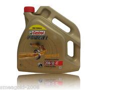 1x 4 Liter Castrol POWER 1 4T 20W-50 Motorrad Öl JASO MA-2 API SJ