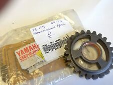 "Genuine YAMAHA Motorcycle Parts TZ125 ""99-00"" 3rd Wheel GEAR 23T (4JT-17231-00)"
