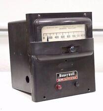 HoneyWell Regulator Brown Protect-O-Vane Type K 0-1600 Fahrenheit 105C5PS-22