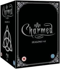 Charmed Complete Series 1-8 Season 1,2,3,4,5,6,7,8 Dvd Box Set New/Sealed