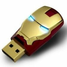 16 GB Iron Man With LED Designer Pen Drive Glowing eyes