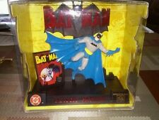 Classic Batman action figure inspired by the art of Bob Kane